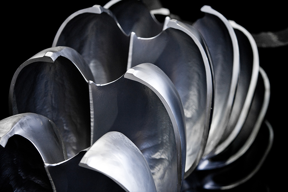 Turbine Lüen