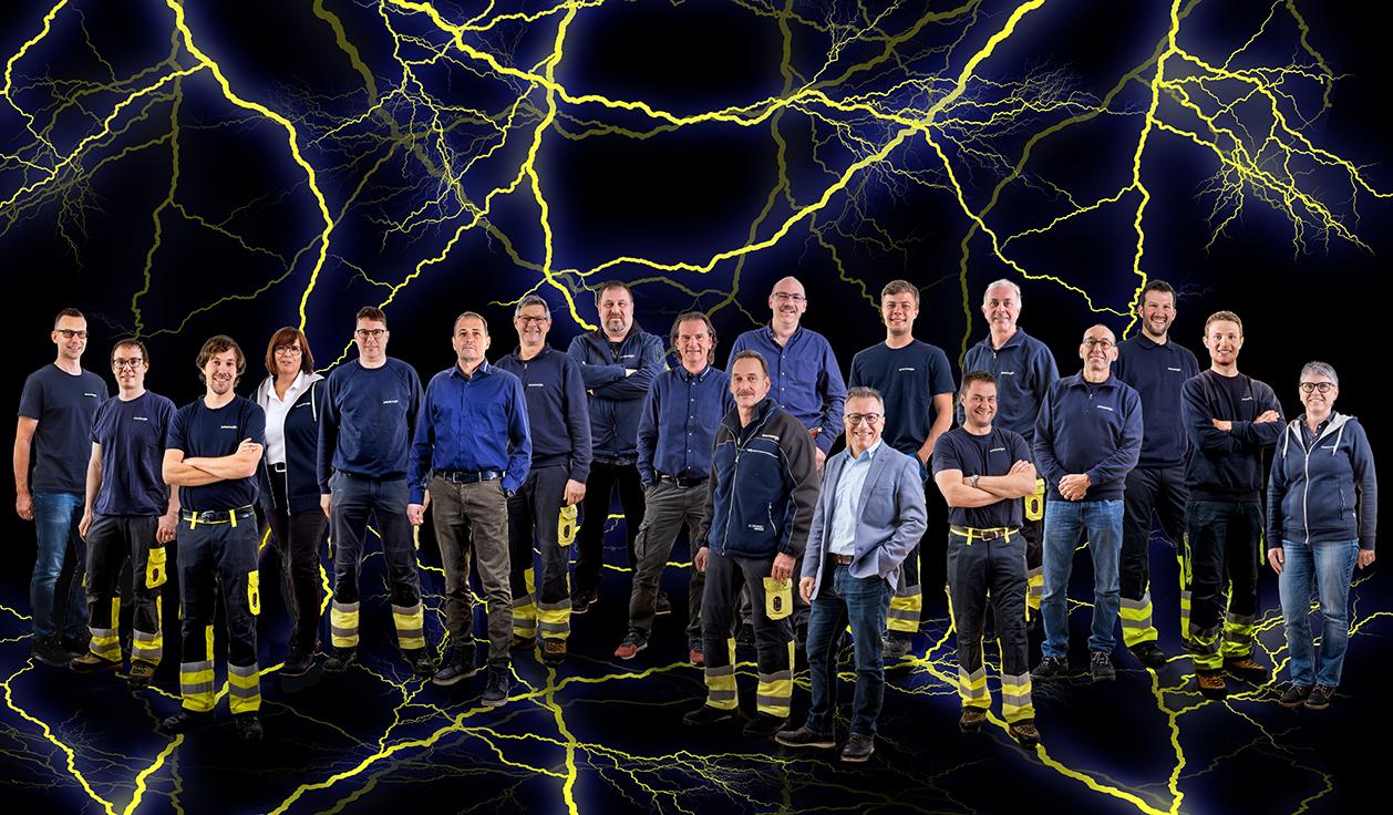 Team Arosa Energie